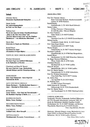 Ars organi PDF