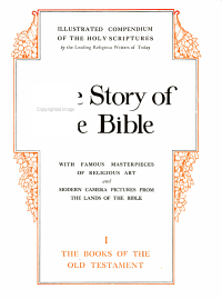 The Story of the Bible  Genesis to I Kings PDF