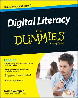 Digital Literacy For Dummies PDF