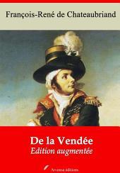De la Vendée: Nouvelle édition augmentée