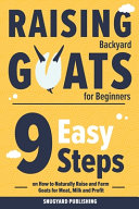 Raising Backyard Goats for Beginners PDF