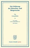 Die Erkl  rung der Menschen  und B  rgerrechte PDF