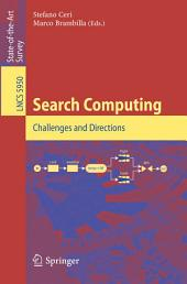 Search Computing: Challenges and Directions