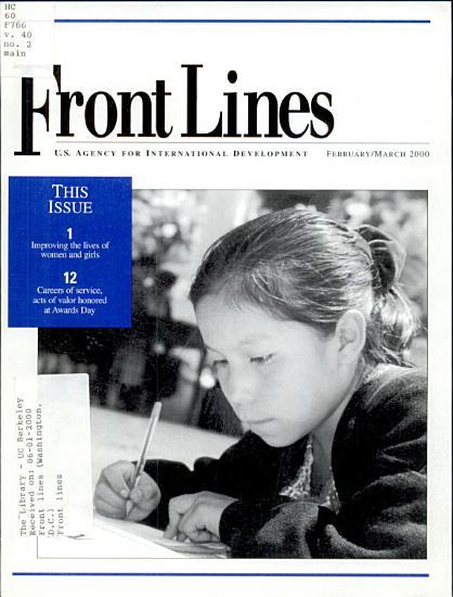 Front Lines PDF
