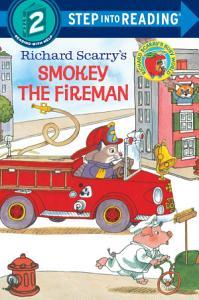 Richard Scarry s Smokey the Fireman