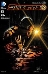 Sinestro (2014- ) #2