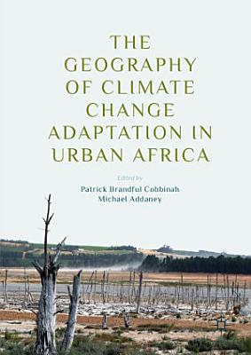 The Geography of Climate Change Adaptation in Urban Africa