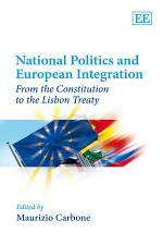 National Politics and European Integration