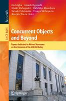 Concurrent Objects and Beyond PDF