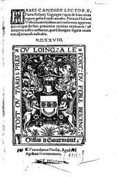 De Francorum regum gestis annales nec non Huberti Velleji continuatio