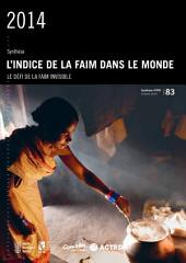 Synthèse: L'Indice de la faim dans le monde 2014: Le défi de la faim invisible