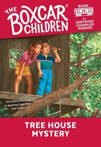 Tree House Mystery Book