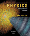 Fundamentals of Physics  Volume 2  Chapters 21   44