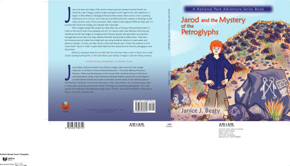 Jarod and the Mystery of the Petroglyphs PDF