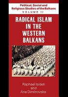Political  Social and Religious Studies of the Balkans PDF