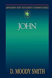 Abingdon New Testament Commentaries   John PDF
