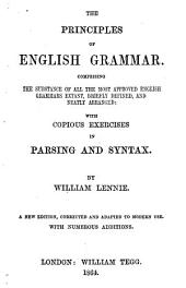 The principles of English grammar