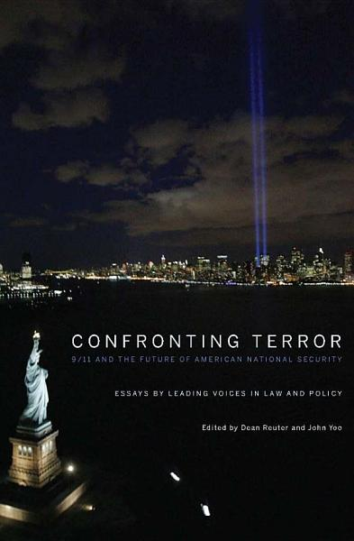 Download Confronting Terror Book