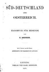 Süd-Deutschland und Oesterreich