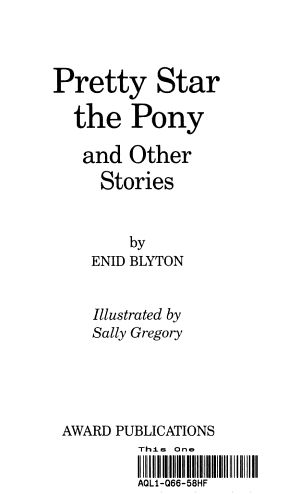 Pretty Star the Pony and Other Stories PDF