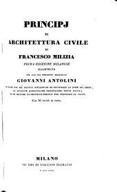 Principj Di Architettura Civile: Volume 1