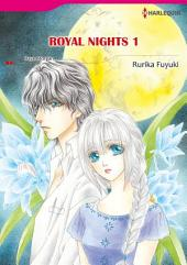 ROYAL NIGHTS 1: Harlequin Comics