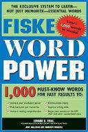 Fiske Word Power