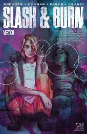 Slash & Burn (2015-) #4