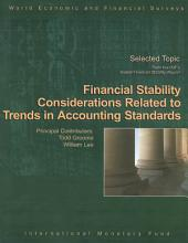 Global Financial Stability Report, September 2005: Financial Stability Considerations Related to Trends in Accounting Standards