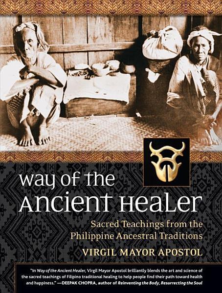 Download Way of the Ancient Healer Book