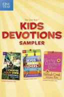 The One Year Kids Devotions Sampler PDF