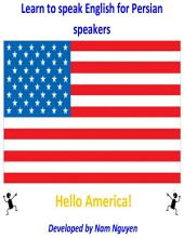 Learn to Speak English for Persian Speakers