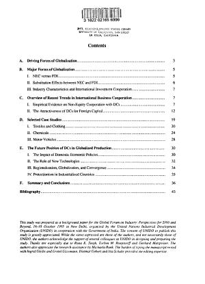 Falling Behind Or Catching Up  PDF