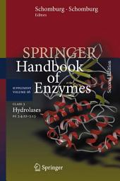 Class 3 Hydrolases: EC 3.4.22-3.13, Edition 2