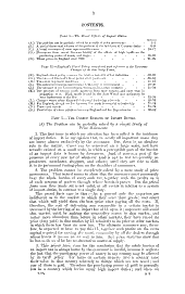 The Fiscal Policy of International Trade: Return to an Order of the Honourable the House of Commons Dated 11 November 1908 for Copy of Memorandum