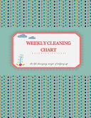 Weekly Cleaning Chart