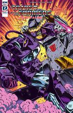 Transformers '84: Secrets and Lies #2