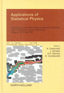 Applications of Statistical Physics PDF