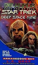 Star Trek  Deep Space Nine  Day of Honor  2  Armageddon Sky PDF