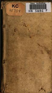 Epicteti Enchiridion, et Cebetis Tabula: graecè & latinè