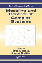Modeling and Control of Complex Systems PDF