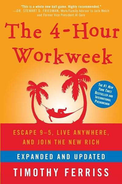 Download The 4 hour Workweek Book