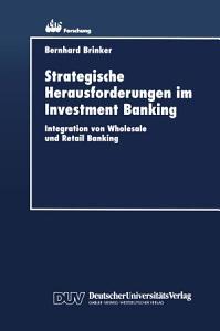 Strategische Herausforderungen im Investment Banking PDF