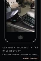 Canadian Policing in the 21st Century PDF