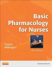 Basic Pharmacology for Nurses - E-Book: Edition 16