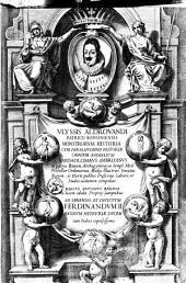 """""""Ulyssis Aldrovandi ... """"Monstrorum historia, cum paralipomenis historiae omnium animalium"""