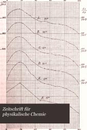 Zeitschrift für physikalische Chemie: Bände 5-6