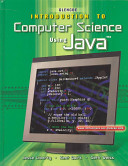 Introduction To Computer Science  Using Java  Student Edition PDF