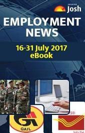 Employment News (16-31 July 2017) e-Book
