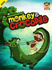 Kids Moral Stories- PARI For Kids: Kids Story Monkey and Crocodile